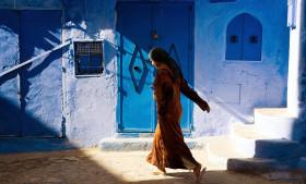 Chefchaouen, una città tutta blu, Marocco