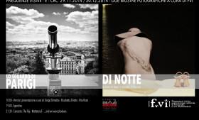 Lo sguardo di Parigi e Di notte