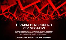 Terapia di recupero per negativi @ Commercianti by night