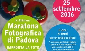 Maratona Fotografica di Padova 2016