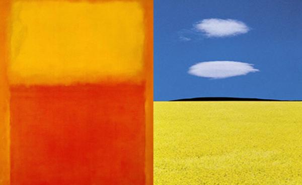 Visioni a confronto, la sperimentazione di due grandi autori: Franco Fontana e Mark Rothko @ Brancotype Festival
