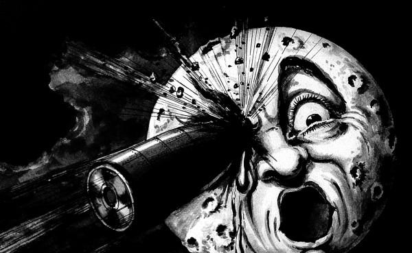 Proiezione: LA MAGIA DEL CINEMA – I CORTI DI GEORGES MELIES @ Brancotype Festival