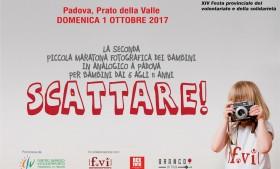 SCATTARE 2017! la piccola maratona fotografica a PADOVA