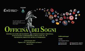 Officina dei Sogni – Mostra movie posters, proiezioni, dibattiti, musica e workshop