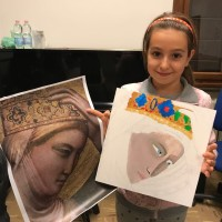 Laboratorio d'arte - Giotto e la tempera su tavola_3