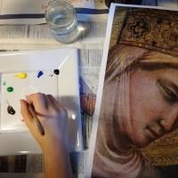 Laboratorio d'arte - Giotto e la tempera su tavola__2