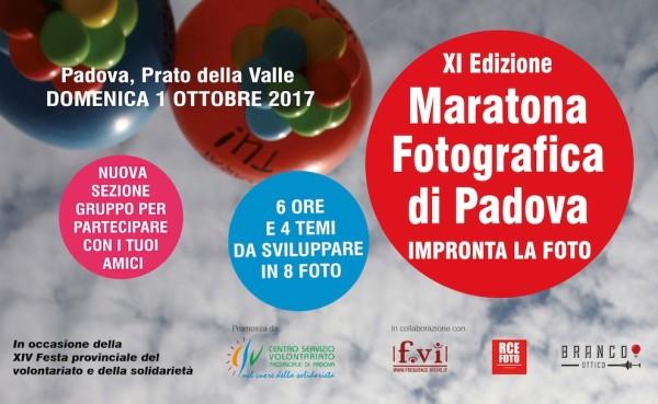 Maratona fotografica di Padova 2017