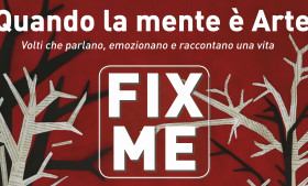 FIX ME Reading con Vasco Mirandola | Quando la mente è arte