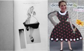 Ritratti da Favola – Laboratorio di fotocollage a cura di Simona Guerra
