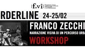 Narrazione visiva di un percorso urbano – Workshop di Franco Zecchin