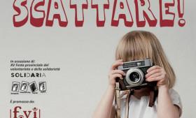SCATTARE ! 2018 maratona fotografica per bambini