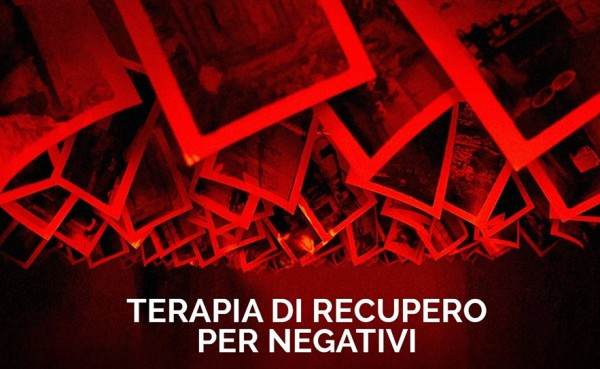 Terapia di recupero per negativi – Virgo art & culture box