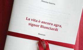 """Simona Guerra presenta """"La vita è ancora agra, signor Bianciardi"""""""