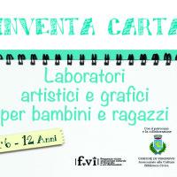 Inventa Carta - Laboratori artistici per bambini e ragazzi