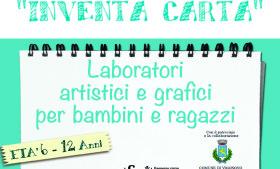 Inventa Carta – Laboratori artistici per bambini e ragazzi