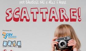 SCATTARE ! 2019 maratona fotografica per bambini