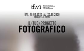 Il (TUO) progetto fotografico