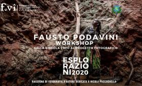 Workshop con Fausto Podavini – DALLA SINGOLA FOTO AL PROGETTO FOTOGRAFICO | Esplorazioni 2020