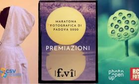 Ecco i vincitori !! Maratona fotografica di Padova 2020