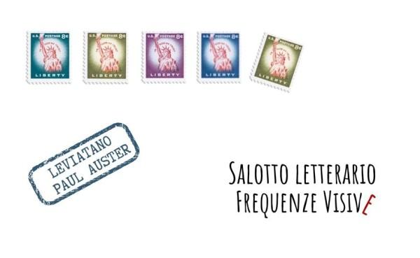 Salotto letterario: Leviatano di Paul Auster